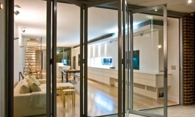 bi folding doors Melbourne