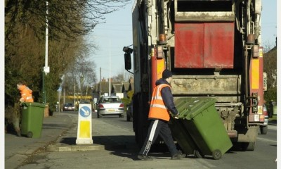 bin hire in Doncaster