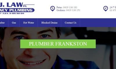 plumber frankston