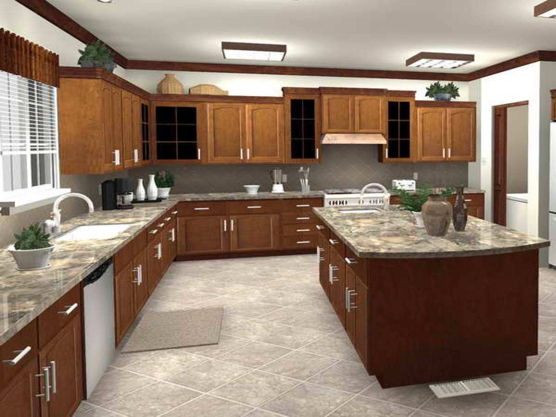 learn about the recent trends in kitchen designs daily blogs