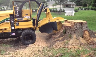 Stump Removal Melbourne