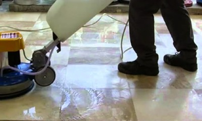 Floor-Polishing