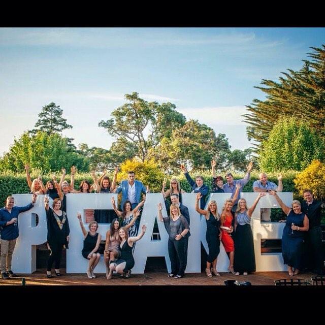 Giant Letters Hire Melbourne