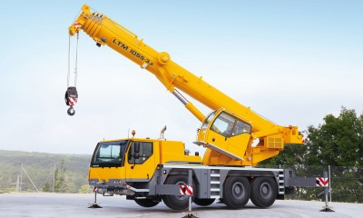 Mobile Crane Hire Melbourne