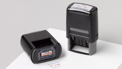 custom date stamps