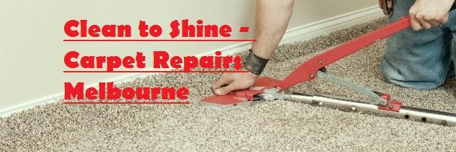 Carpet-Repair Melbourne