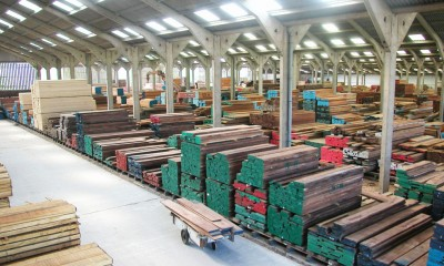 Hardwood Timber Supplies Melbourne