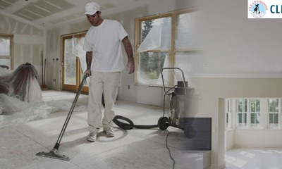 builders cleaning in Melbourne