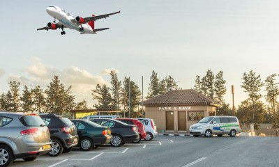 long term parking Melbourne airport