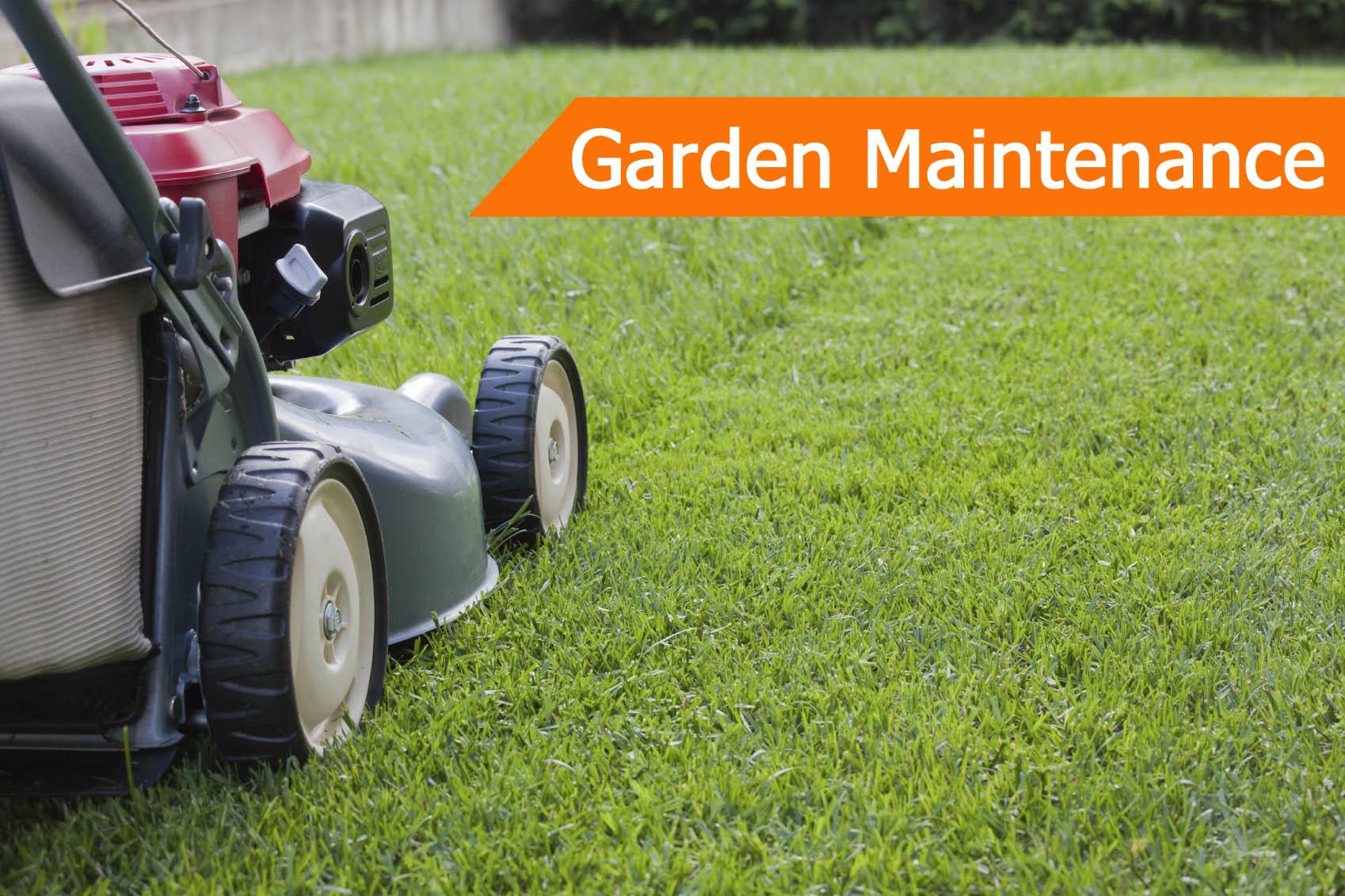 Garden-Maintenance
