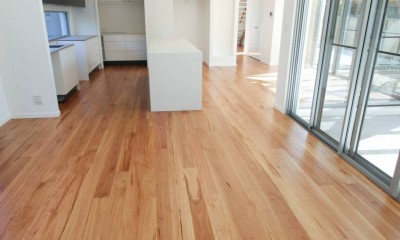 Timber Floor Installation