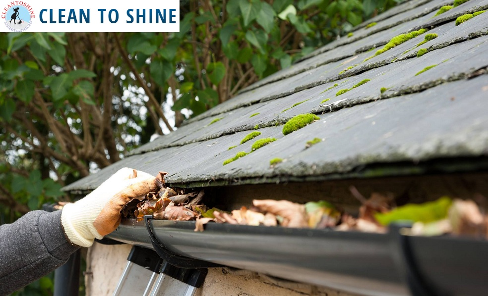 gutter cleaning in Melbourne