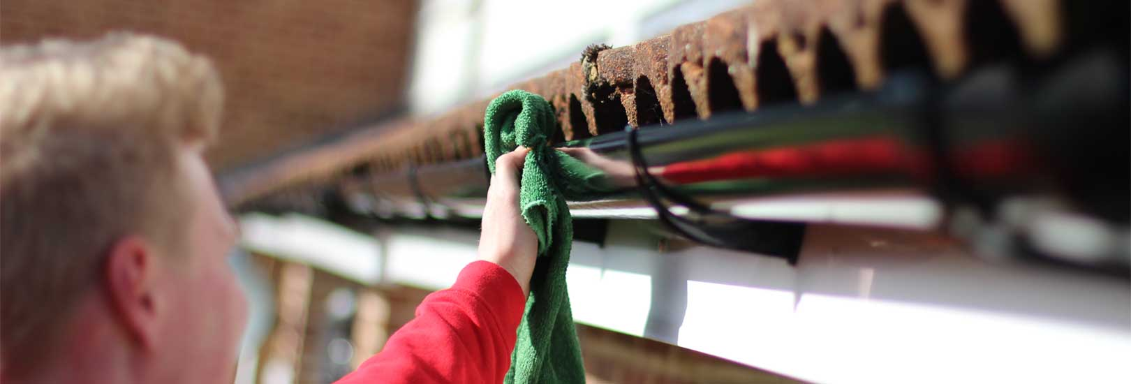 gutter cleaning service Melbourne