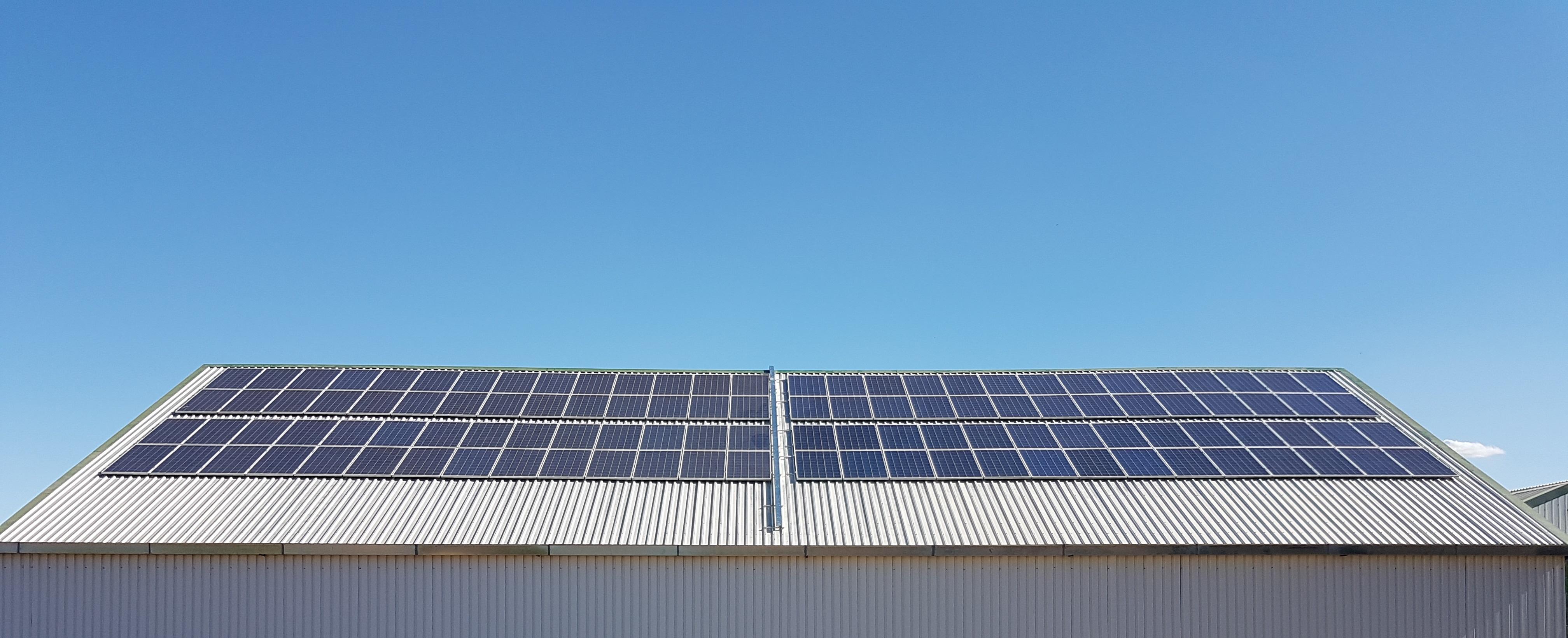 Commercial Solar System Brisbane