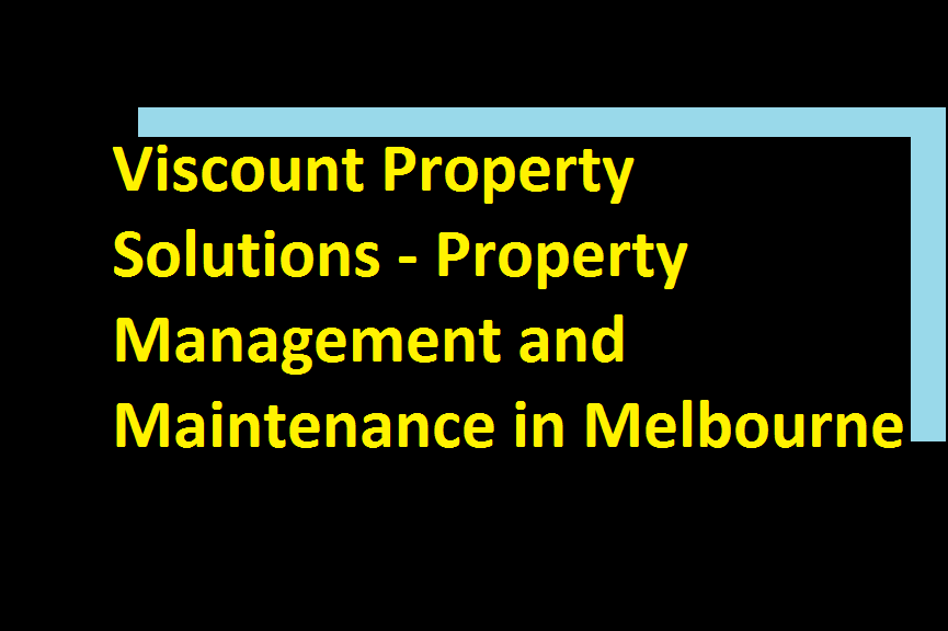 Viscount Property Services