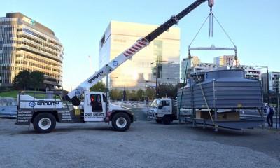 Mobile Crane Hire Dandenong