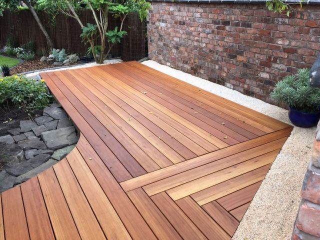 Merbau Decking