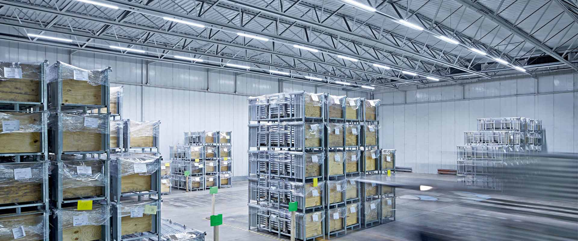 Led Warehouse Lighting