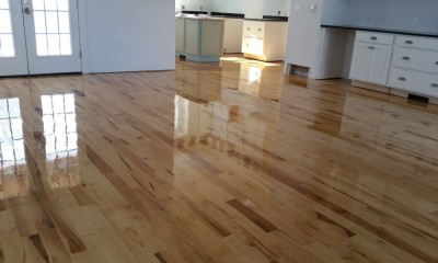 Floor sanding in Geelong