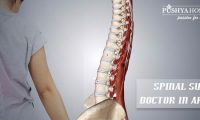 Spinal Surgery Doctor in Ahmedabad