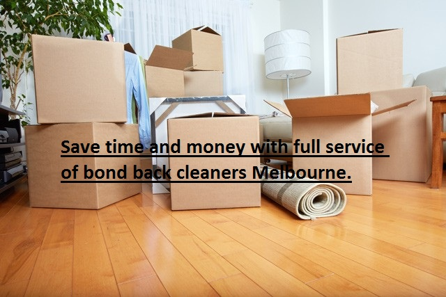 bond back cleaners Melbourne