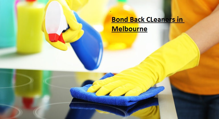 bond back cleaners in Melbourne