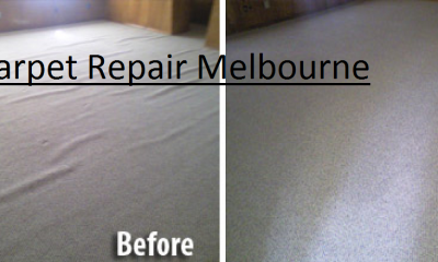 carpet repair in Melbourne