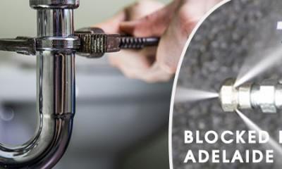 Blocked Drains Adelaide