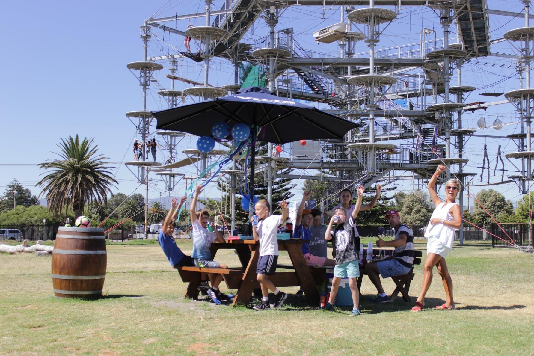 outdoor party venues Adelaide
