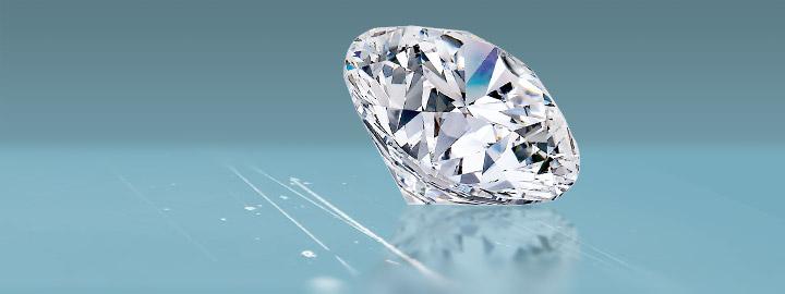 single crystal diamonds