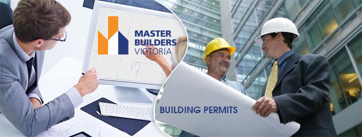 building permit victoria