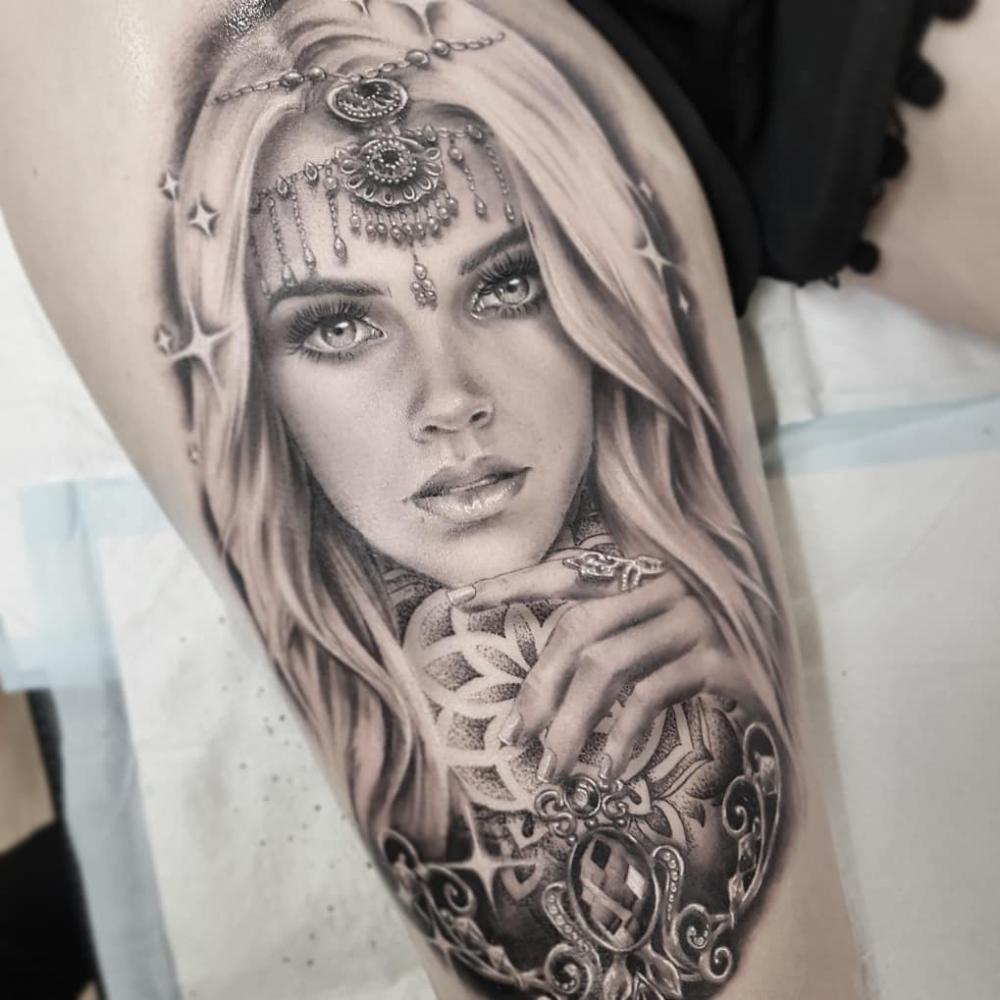 Tattooist Melbourne