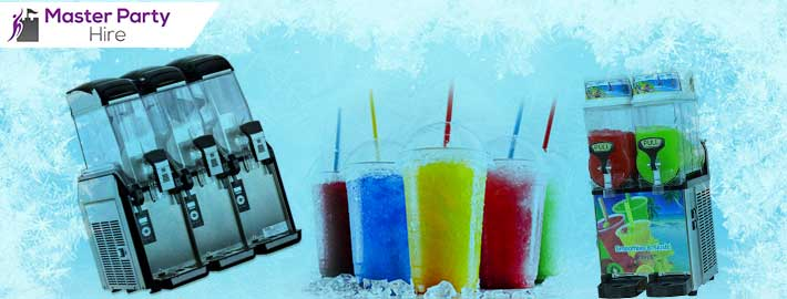 Slushie Machine Hire Melbourne