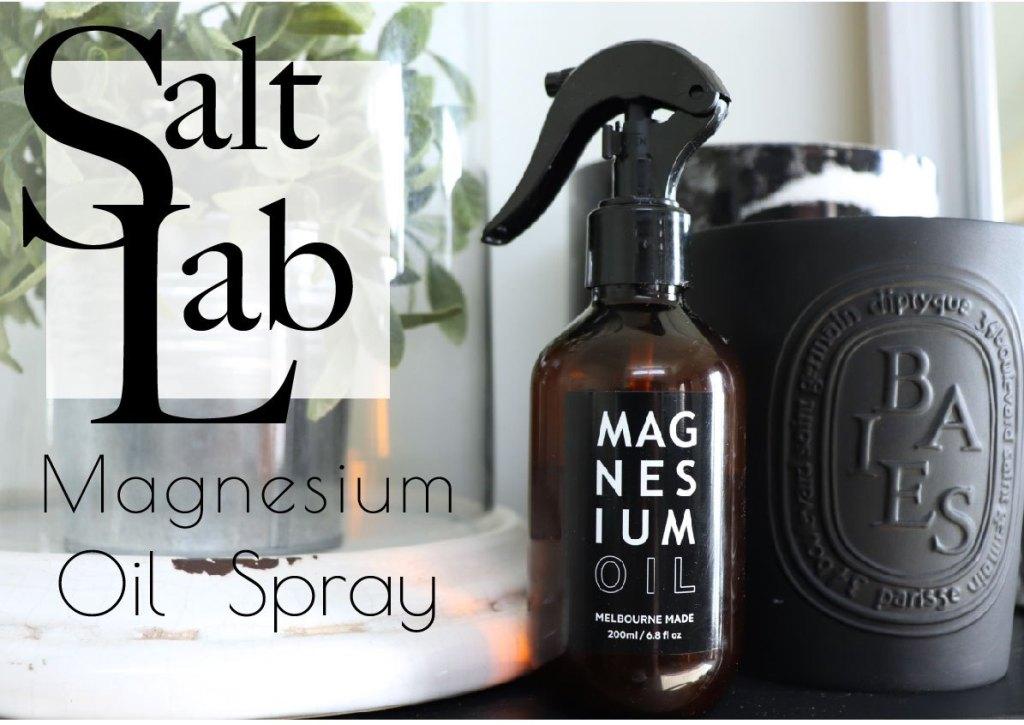 magnesium Spray