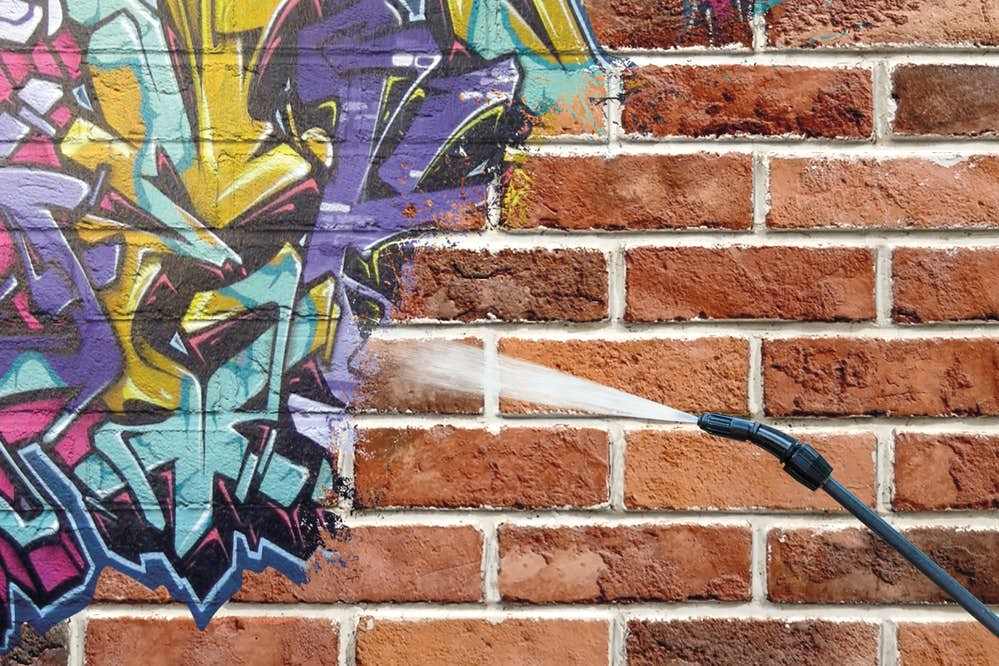 Banish Graffiti With & Anti-Graffiti Removal Solutions