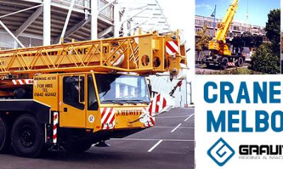 Crane Hire Melbourne