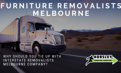 removalists Melbourne