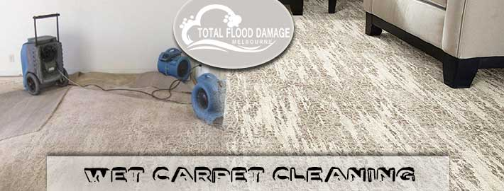 Cleaning a Wet Carpet – Follow the Right Procedure