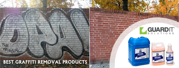 best graffiti removal products