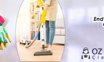 End of lease cleaner in Melbourne
