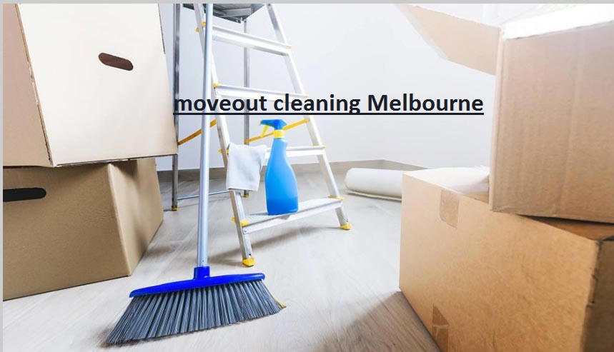 moveout cleaning Melbourne