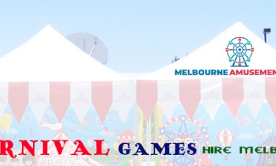 carnival ride hire melbourne